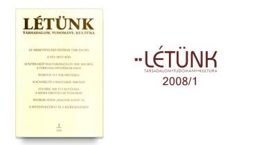 Létünk 2008/1