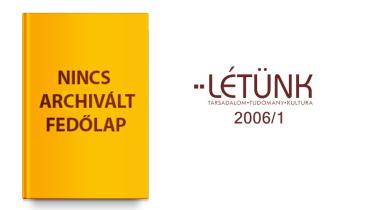 Létünk 2006/1