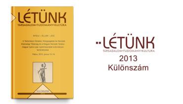 Létünk 2013/különszám